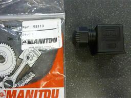 58113 Разъем электрический Manitou (Маниту) (оригинал)