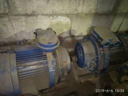 5МТН400 М10 У2 132кВт 380В 600об/мин ІМ1003 Электродвигатель