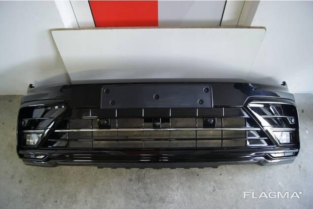 5NA807221B бампер передний LC9X Volkswagen Tiguan 5NA.