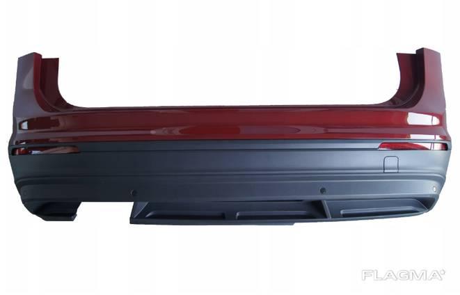 5NA807417/421 LA3Q бампер задний Volkswagen Tiguan 5NA.