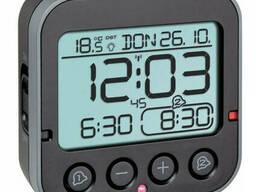 60255001 Будильник TFA Bingo 2.0 с термометром, 95x41x96 мм