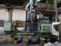 65А60Ф1-11 вертикально-фрезерный станок 630х2000 мм, есть др. станки