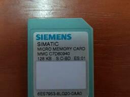 6ES7 953-8LG20-0AA0, 128kВ Siemens Карта памяти