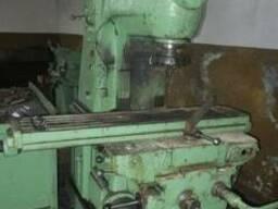 6Р11 - Вертикальный консольно-фрезерный станок
