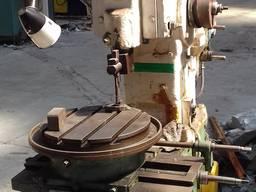 7417 долбежный станок с механическим приводом