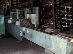 7534 - Полуавтомат протяжной горизонтальный