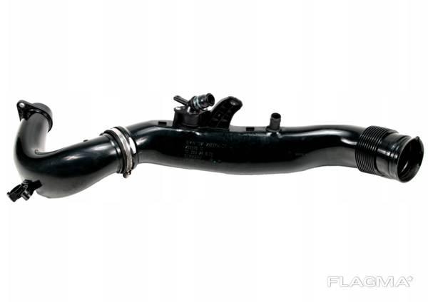 7583714 шланг (патрубок, трубка) воздуха BMW X5 E70 N55.