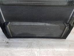 7586775 комплект радиаторов с вентилятором BMW X5 E70 3. 0.