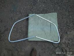 7P6853995 7P6 853 995 хром накладка зад лев глухого стекла