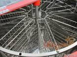 8-ми рамочная нержавеющая «ЕВРО» Медогонка, автоматическая - фото 2