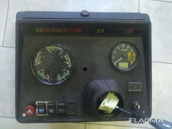 80-3805010-Д1-09 Щиток приборов кабины МТЗ-80-1221 (б/у) (пр