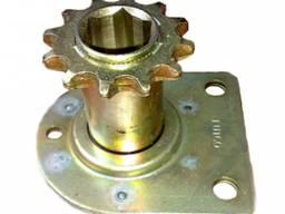 808-141C Звездочка с фланцем (6-гран. -22 мм), z=12