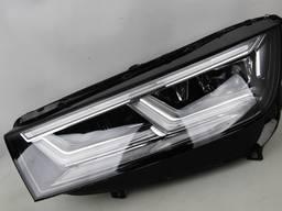 80A941035 фара передняя левая Matrix на Audi Q5 80A.