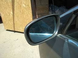8149N7 8149TE 8149P0 левое зеркало заднего вида Peugeot 607