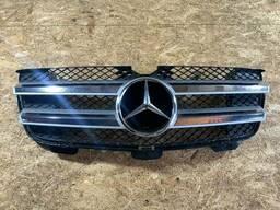 86-15 - Решетка радиатора Mercedes GL-Class (X164)