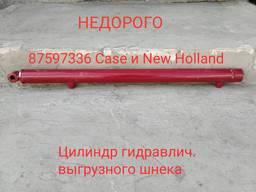 87597336 Цилиндр гидравлич. выгрузного шнека , 2388