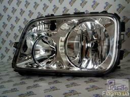 9438201461 Фара левая Mercedes Actros MP2 / MP3