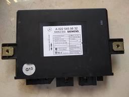 A0225459832 A022 545 98 32 5WK4830 модуль keyless go W220