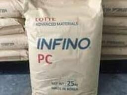 Поликарбонат Infino 1100 r, 1220ur, 1280ur ( гранула)