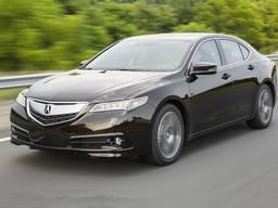 Acura TLX 2015г запчасти б. у.