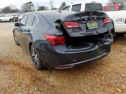 Acura TLX запчасти б. у. разборка