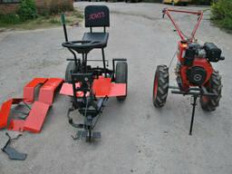 """Адаптер-мототрактор ТМ """"Ярило"""" для мотоблоков с двигателями воздушного охлаждения"""