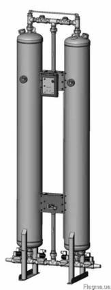 Адсорбцинный осушитель силикагель/алюмогель