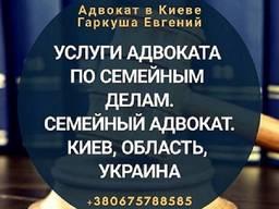 Адвокат у Києві. Консультація адвоката.