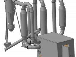 Аэродинамическая сушка до 600 кг/ч