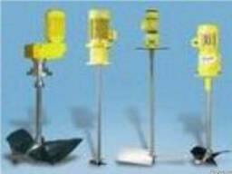 Agitators (Stirrer, Mixer)