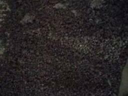 Агломерат полипропилена черный