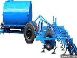 Агрегат для внесения аммиачной воды