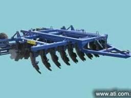 Агрегат ґрунтообробний АГД – 3, 5 Н