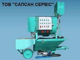 Агрегат штукатурный Т-103-03