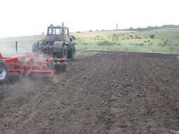 Агрегаты почвообрабатывающие полунавесные серии АГН