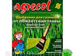 Удобрение Agrecol для газонов от пожелтения травы 5кг.
