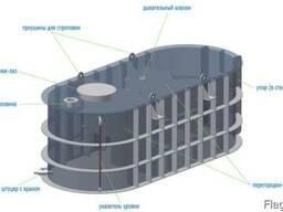 Агроёмкости «Эко-танк» для транспортировки удобрений 10м3