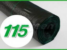 Агроткань зелёно-чёрная Agreen П-115 (1 х 100)