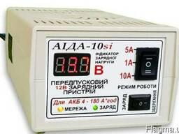 АИДА-10sі Мини-пускозарядное устройство 12В 4-180А