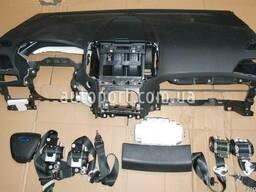 Airbag Подушка безпасности Торпеда Ремень Ford Galaxy MK3