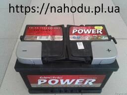 Акамулятор 72 Elektrik Power R 680А