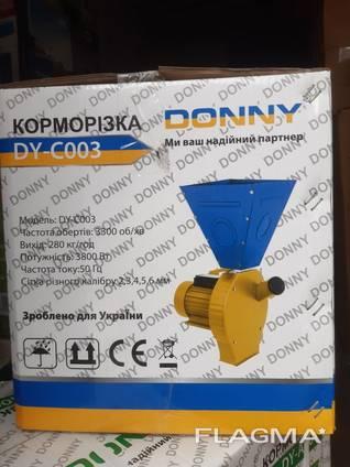 Акция Зернодробилка Дони 3800 млин ДКУ зерно початок кукуру