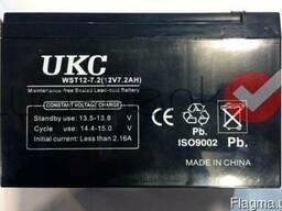 Аккумулятор 12 вольт 9A - гелевый аккумулятор