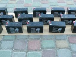Аккумулятор батарея 12v Panasonic 7.2Ah для ИБП