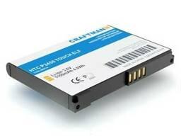 Аккумулятор Craftmann ELF0160 HTC P3450 Touch Elf, P3452 Elf