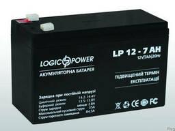 Аккумулятор для ибп, для детского электромобиля 12v 7ah
