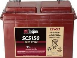 Аккумулятор для лодочного электромотора Trojan.