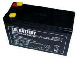 Аккумулятор для эхолота, сигнализации, фонарика