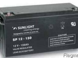 Аккумулятор Sunlight SP12-150, 12Вольт 150Ач