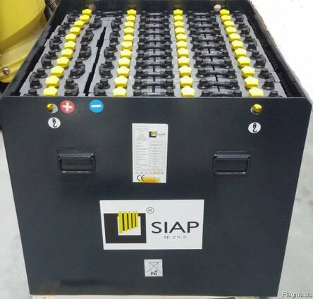 Аккумуляторная батарея 48в, 4APH(PzS)500